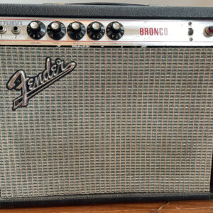 Fender Bronco Guitar Amplifier